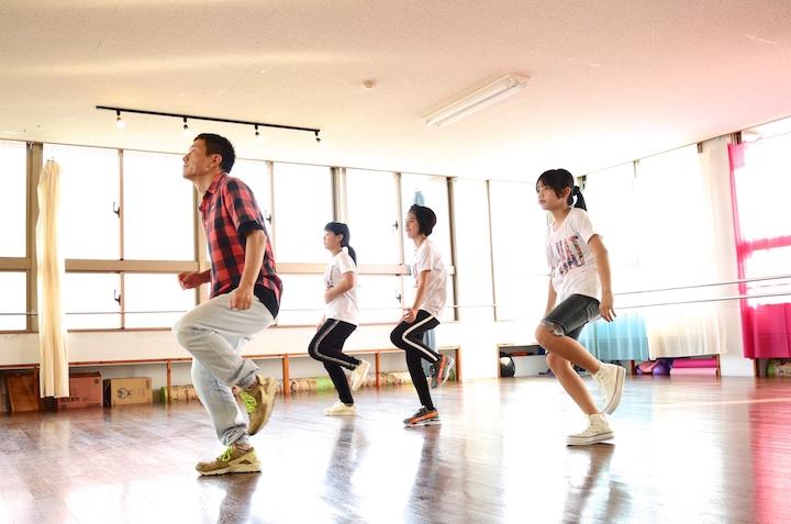 石垣島  86ダンススタジオ 「ダンスで島を元気に!」KI-HATの3人がスタジオレッスンに挑戦!