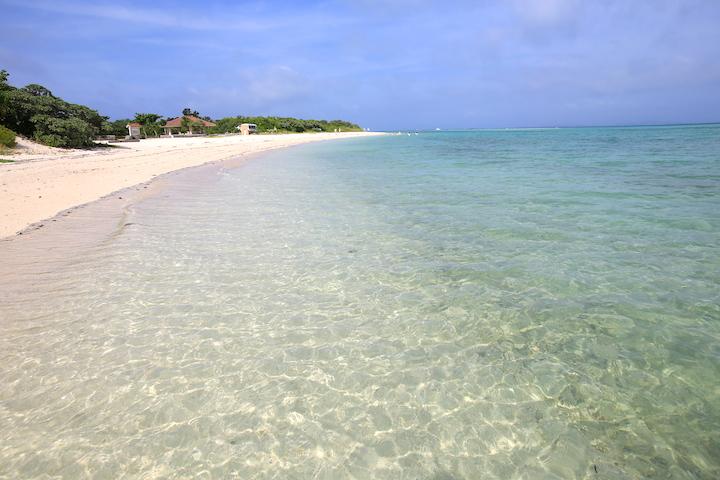 美しいコンドイビーチ