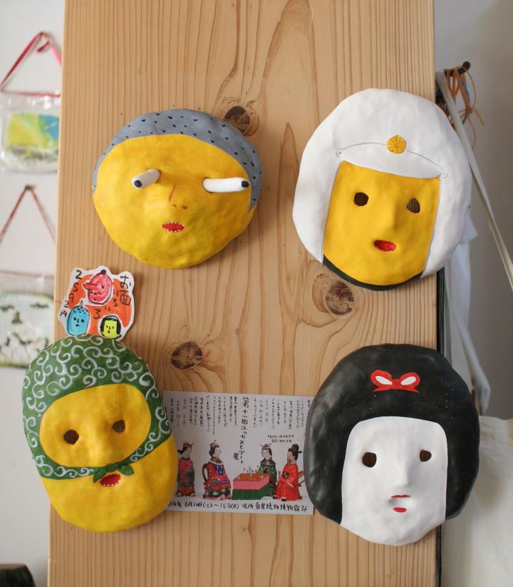 古典張子だけではい、遊び心にあふれ、童心にかえったようにワクワクする豊永さんの作品