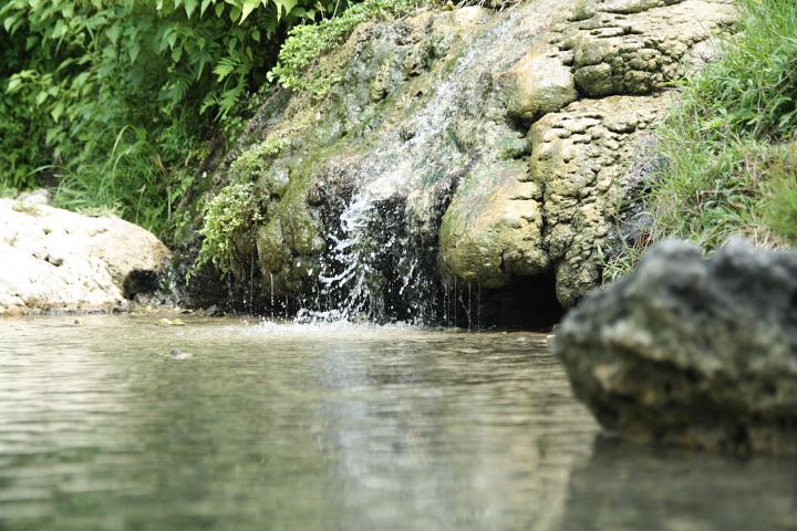 樋川(ひーじゃー)とは水場のこと