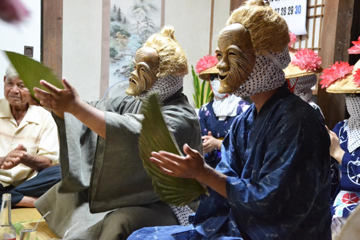 異文化を体験。沖縄のお盆は1年で一番熱い行事