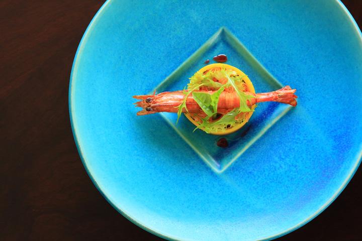 日本トップレベルのフレンチシェフが作る「琉球ヌーヴェル」は