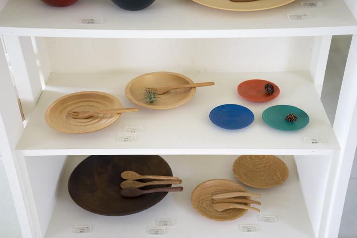 木製のお皿