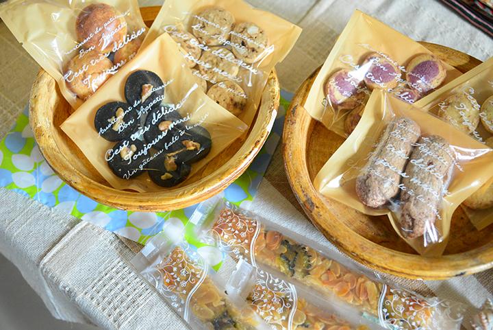 沖縄素材を使った焼き菓