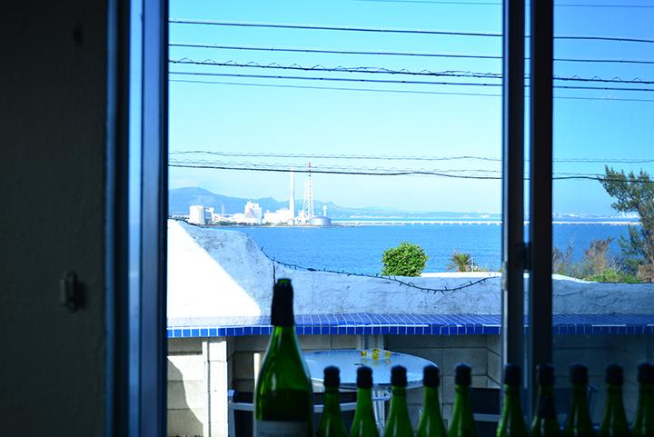 """外人住宅が並ぶうるま市石川の""""曙CAFEストリート""""で異国の雰囲気を感じる"""
