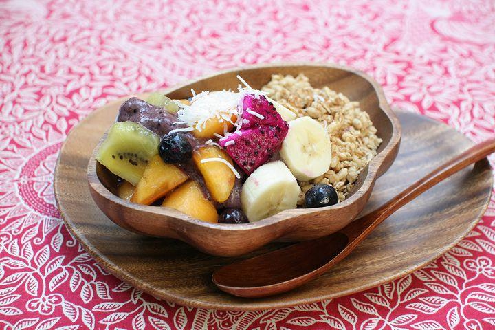 にふぇ~らはおいしいベジタリアン料理が味わえる那覇市壷屋の人気カフェ