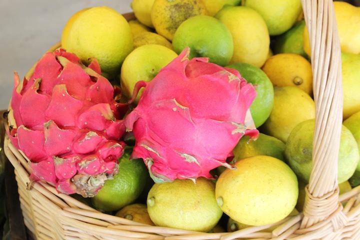 沖縄野菜・果物は体も心も元気になれます