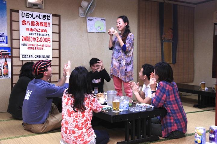 宮古島に伝わるお酒の飲み方「オトーリ」