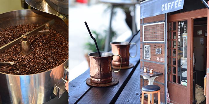沖縄の夏にぴったりのアイスコーヒー