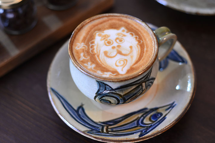 女ごころをくすぐるラテアートが可愛い!コーヒーがおいしい沖縄のカフェ