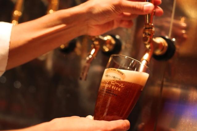 오키나와, 일본 각지의 크래프트 맥주와 요리의 마리아쥬를 즐길 수 있는 Beer Pub