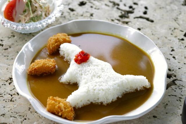 수제 특유의 독창적인 존재감... 미야코 섬「카페 카라카라」
