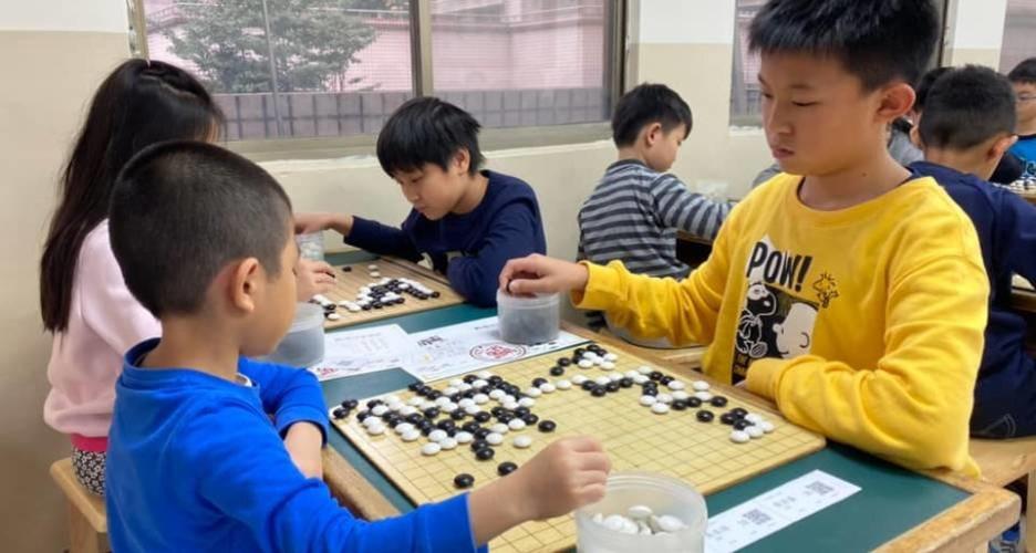 圍棋中級到段位班