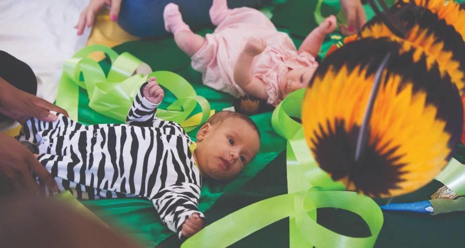 Baby sensory 嬰兒課程
