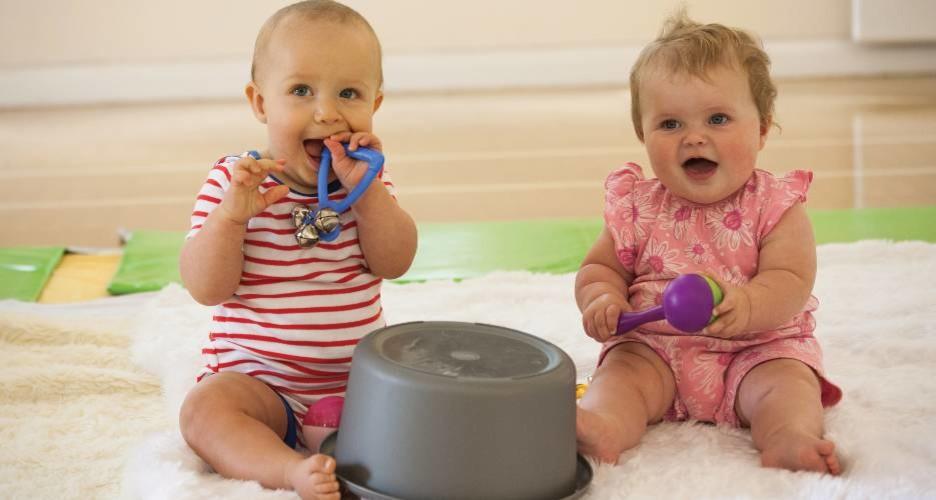 Baby sensory 線上嬰兒課程