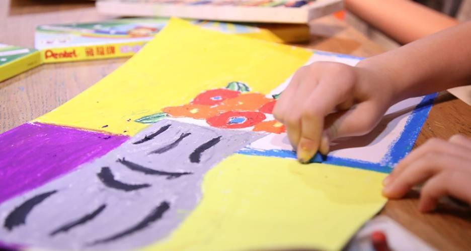 2020 亞典美術英文畫畫 暑期體驗課