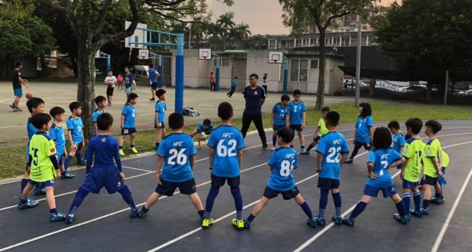 4-7歲足球班