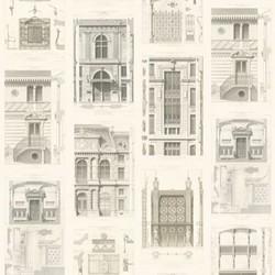 Rebelwalls進口壁畫 Architect, Vintage