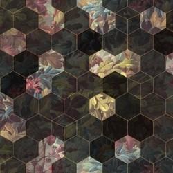 Rebelwalls進口壁畫 Vinum Hexagon
