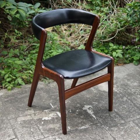 Fire chairs by Kai Kristiansen