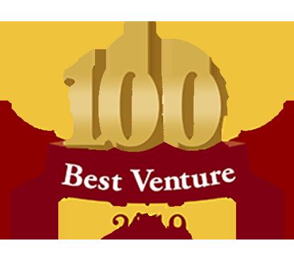 100 best venture in 2019