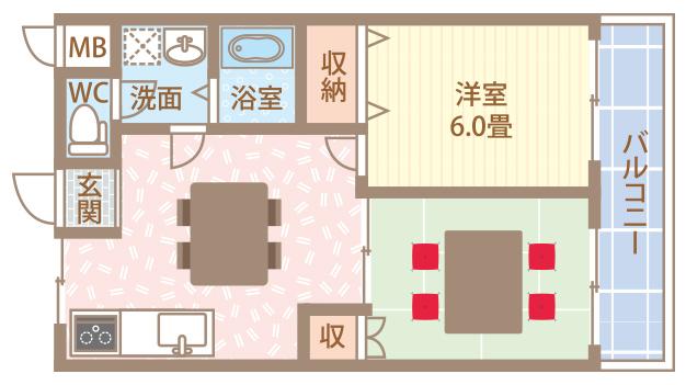 平面図サンプル