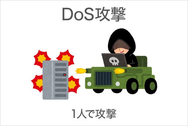 DoS攻撃