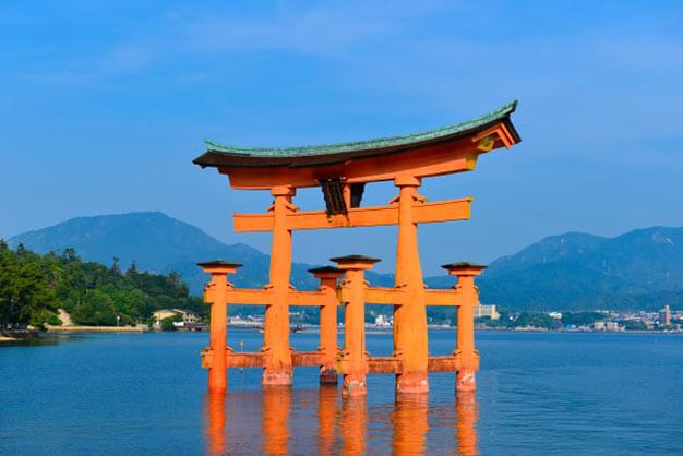 世界遺産・広島 厳島神社