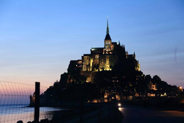 世界遺産・フランス モン・サン・ミシェル