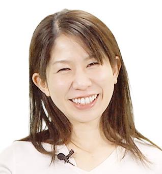 藍澤 摩智子