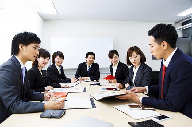 【例文付き】新しく会社員になる人に送る言葉づかいのマナー:第3回会議編