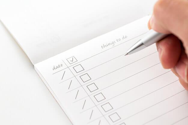 作業効率アップに役立てよう!上手にToDoリストを作るコツ
