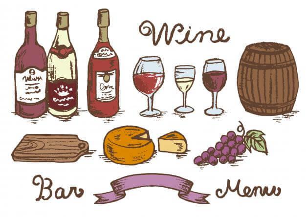 差がつく素敵なワインギフト②女子ウケバッチリ!ハートマークのラベルのワイン