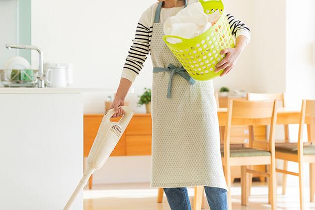 これで自由時間を確保!取り入れたい家事の時短テク|時間活用術④
