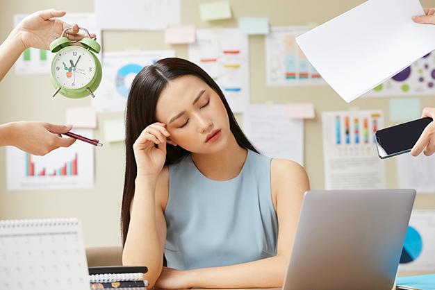 そもそも「ストレス」とは何だろう?どんな影響がある?