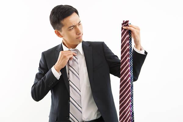 男性編:面接や商談はこれで乗り切る!パーソナルカラー実践 「ネクタイの色」