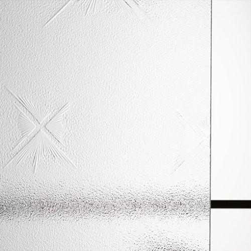 昭和型板ガラス 夜空(SKG-011)のお写真