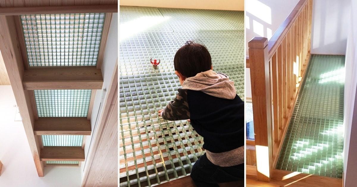 採光性もバツグン!住宅の床材に「FRPグレーチング」を使用した事例4選のお写真