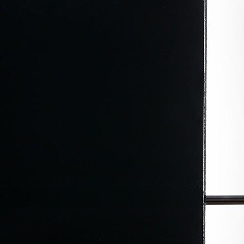 ビトロカラーガラス ブラック (AGV-021)のお写真