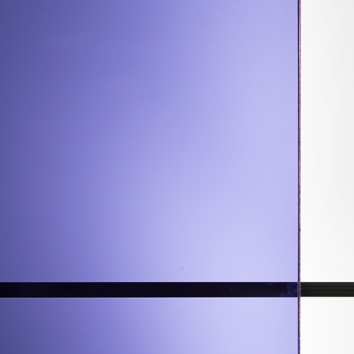 カラー合わせガラス バイオレット (SCL-012)のお写真