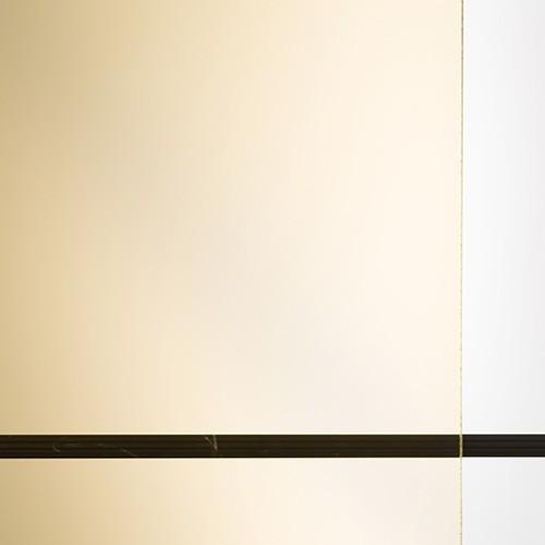 カラー合わせガラス ペールオレンジ (SCL-013)のお写真