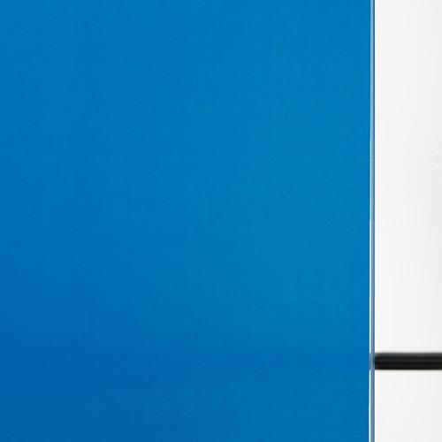 商品写真 : セラミックプリントガラス ブルー(1)