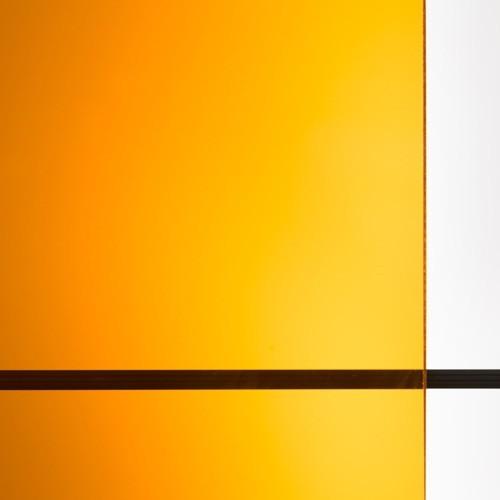 カラー合わせガラス オレンジ (SCL-014)のお写真