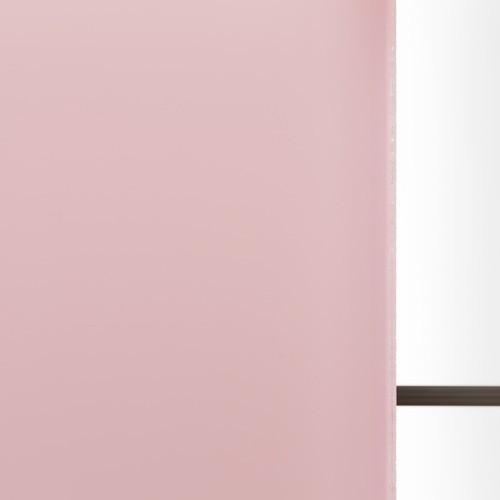 塗装カラーガラス「彩」桃 (KCO-007)のお写真