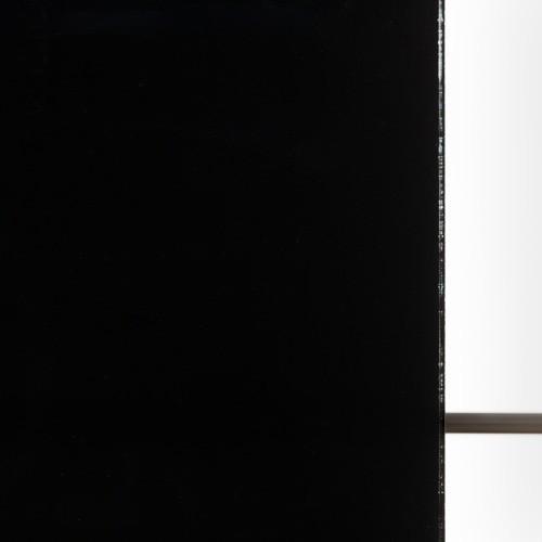 塗装カラーガラス「彩」漆黒 (KCO-012)のお写真