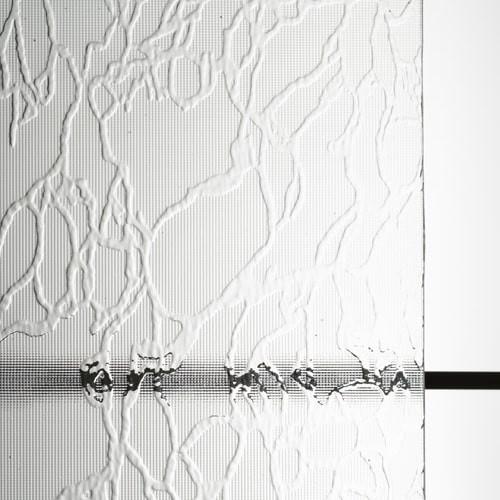 昭和型板ガラス 波紋 (SKG-007)のお写真