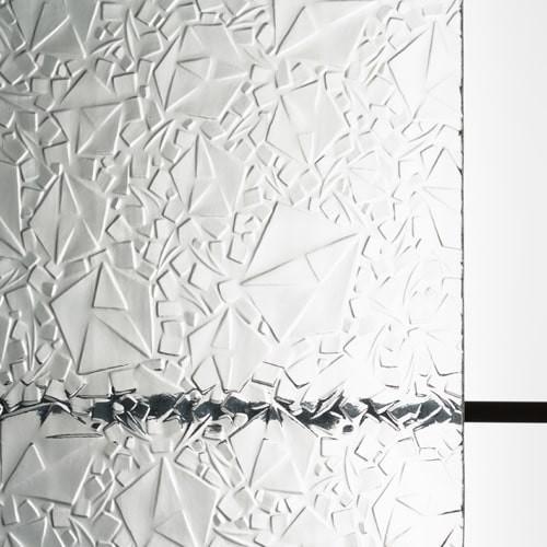昭和型板ガラス トライアングル (SKG-008)のお写真