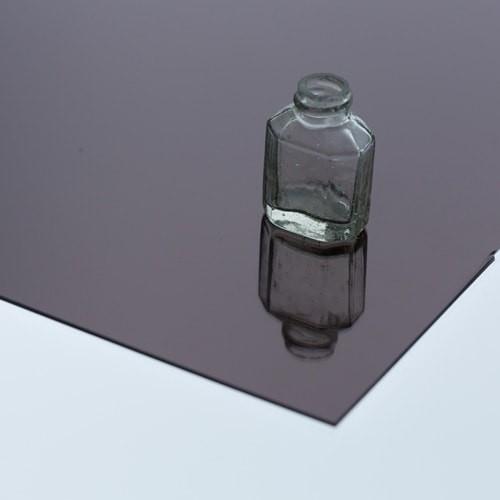 樹脂ミラー ブラウンスモークのお写真