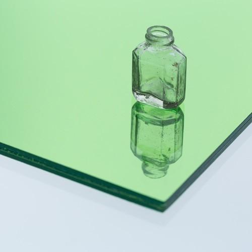 カラー合わせミラー アクアグリーンのお写真