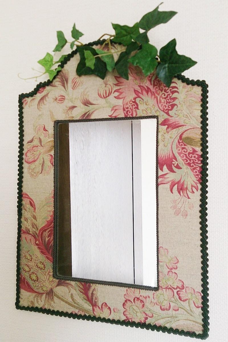 カルトナージュに鏡を使用した事例-2